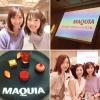 美容大好き♡美女大集合!!待ちに待ったMAQUIA公式ブロガー2019ビューティオフ会♡♡