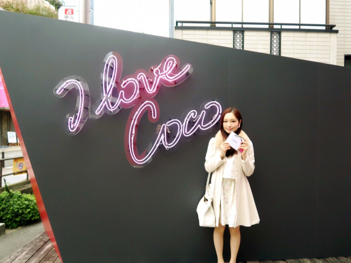シャネル ルージュ ココ オン ツアー♡♡新作ルージュ「ルージュ ココ スティロ」をお試し♪