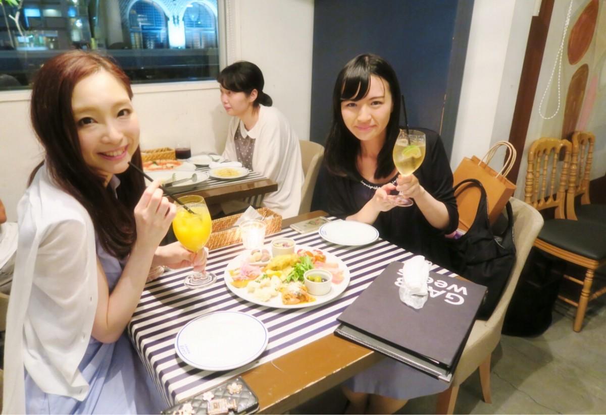 大阪出張前泊で♡MORE&MAQUIA会