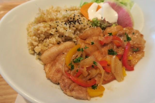 organic&healthy♡酵素玄米がいただけるカフェ