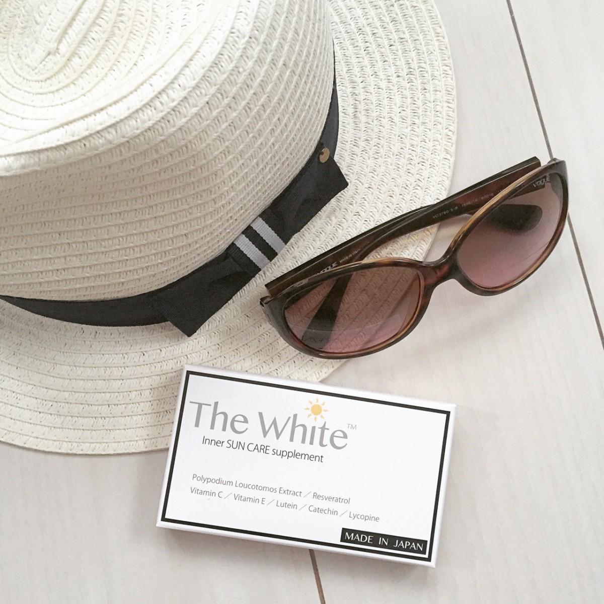 日焼け知らずになれる!塗り直しの必要なし!飲む日焼け止めで紫外線対策。