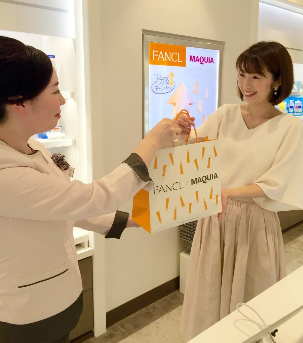 コスパ・コスメ受賞記念!【 注目のファンケル化粧液&乳液】お得なカウンセリングフェア始まります