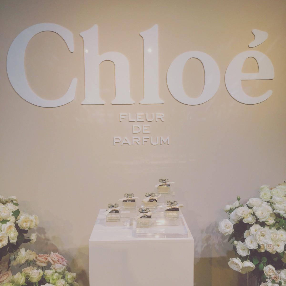 肌のうえで官能的な甘さに変化する♥夏でも使いたいChloé の新作香水