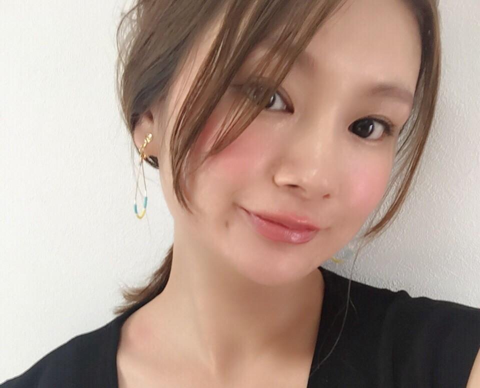 【濱田マサルさんチーク&リップ】マキッスマイルひとつで夏メイク♡