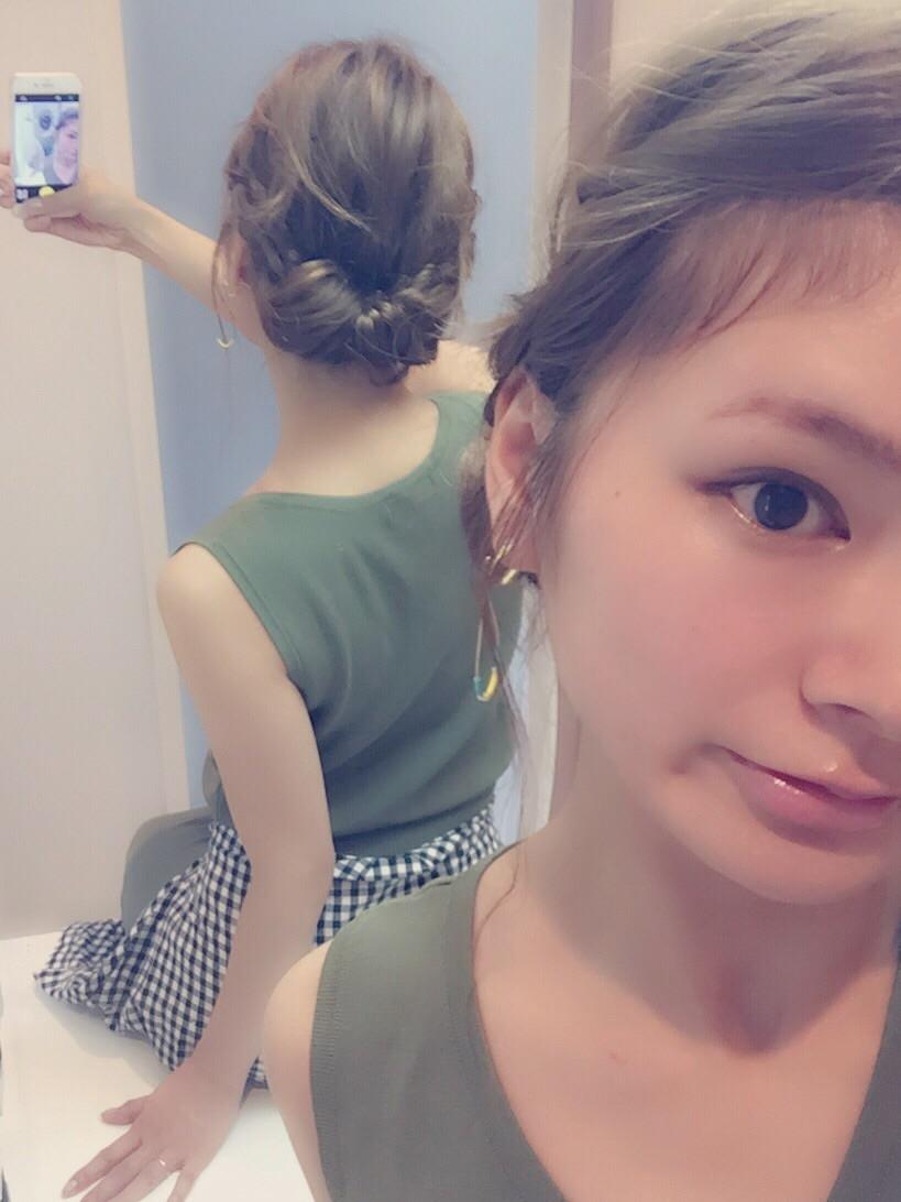 【3分ギブソンタック♡】ゴム2本で簡単ヘアアレンジ♡