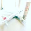 ⋆飛行機でも、しっかり潤う⋆アベンヌ薬用リップケアモイスト