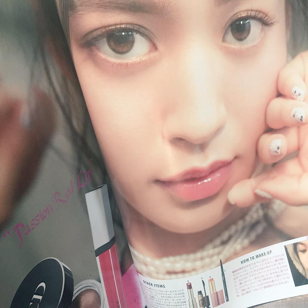 【MAQUIAの野崎萌香ちゃん真似っこメイク】センシュアルな初夏夜デート♡