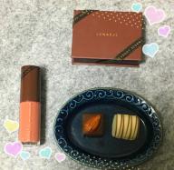チョコレートみたい!バレンタインの季節にぴったりなLUNASOLのメルティショコラリップが可愛い♡