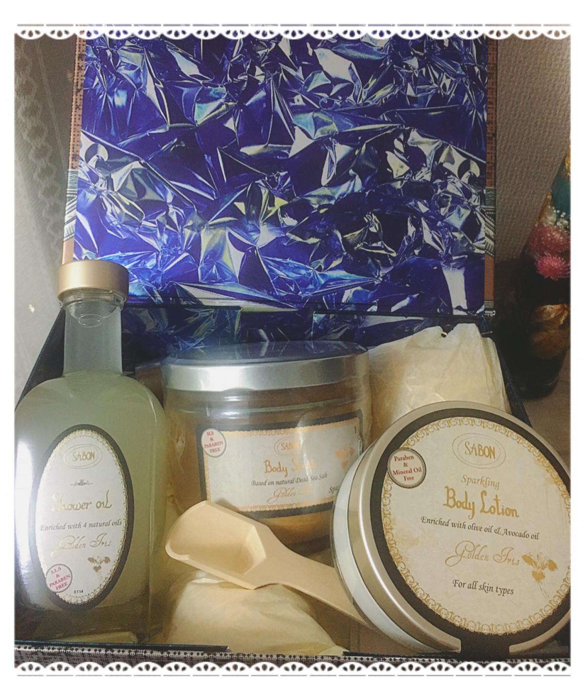 毎年大人気!SABONの幻の香りゴールデンアイリスでリッチで華やかなバスタイム♪