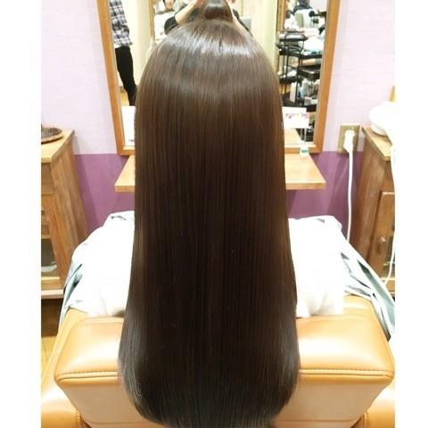 髪にも水分補給は大切!浸透ケアで内側からうるつやヘア♪