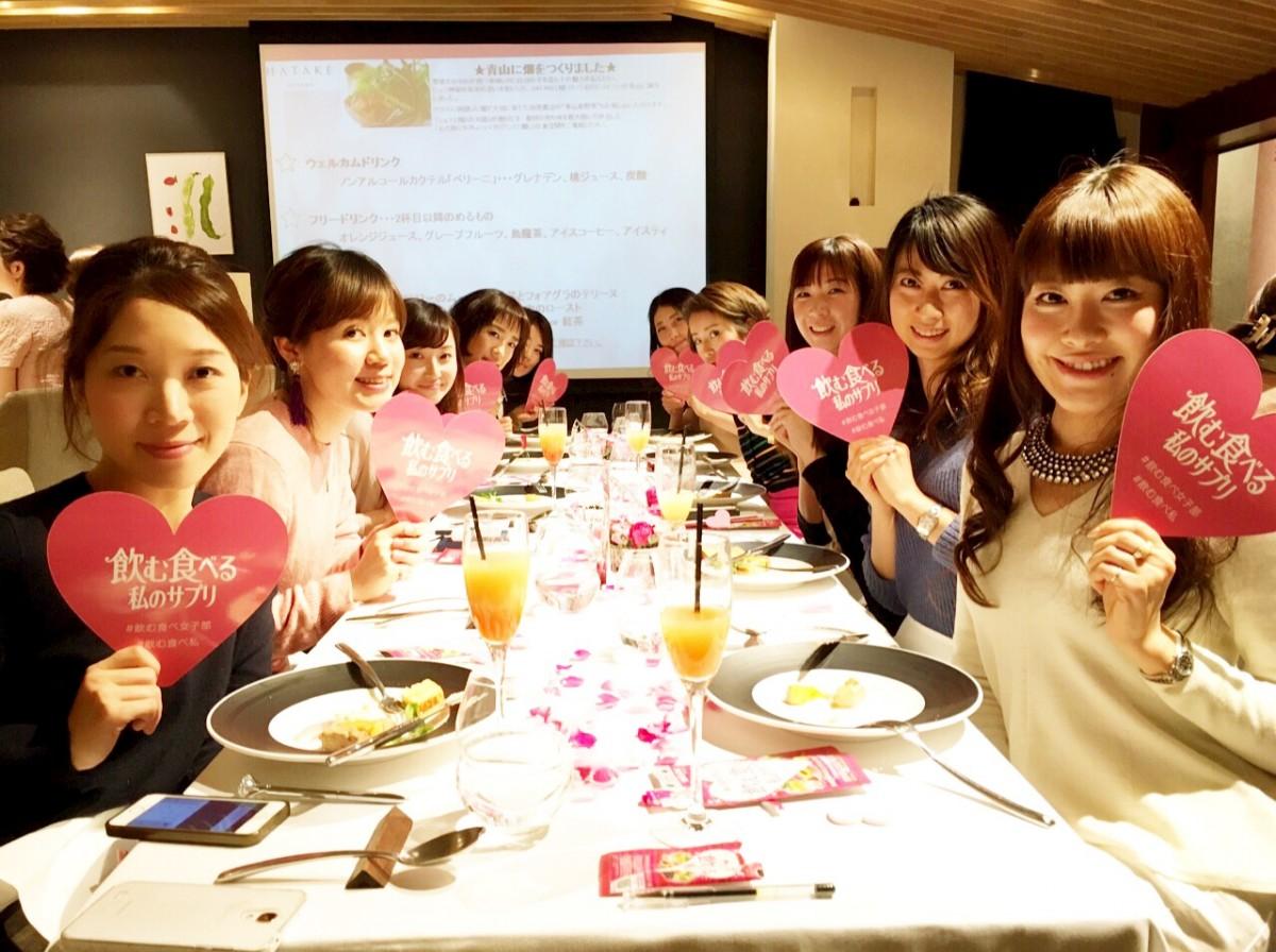 話題のFUJIFILM!新商品お披露目イベント『美食サプリセミナー』♪