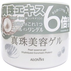 アロヴィヴィ 東京アロエ 真珠美容ゲル