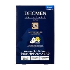 DHC(ディーエイチシー) DHC DHC MEN ディープモイスチュア フェースマスク <シート状美容パック>