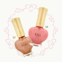 kiss(PASSION N.Y. DIV.) KISSME(伊勢半) ネイルエナメルR