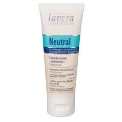 lavera ナチュラルレーベン ニュートラル ハンドクリームインテンシブ