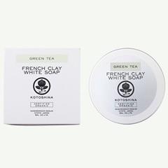 フレンチクレイ Wソープ GT (GREEN TEA)