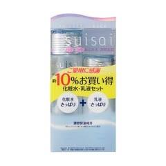 suisai カネボウ化粧品 モイスチャーローション・エマルジョンセット