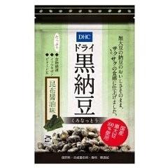 ドライ黒納豆 昆布醤油味