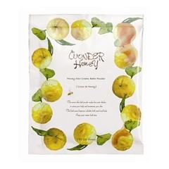 ベキュアハニー ベキュア ワンダーハニー とろとろふんわりクリームバス 柚子はちみつ