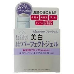 フレッシェル カネボウ化粧品 アクアモイスチャージェル(ホワイト)