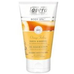 lavera ナチュラルレーベン シャワー&バスジェル オレンジフィーリング