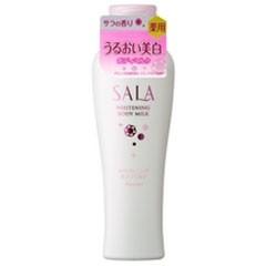 サラ カネボウ化粧品 ホワイトニングボディミルク(サラの香り)
