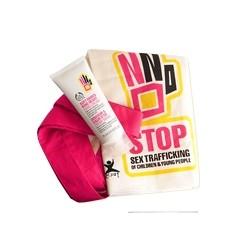 ザ・ボディショップ(THE BODY SHOP) ザボディショップジャパン NoNoバッグ&ハンドクリームセット2010