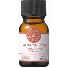 AHA (フルーツ酸)含有エキス