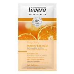 lavera ナチュラルレーベン ボディケア バスソルト オレンジフィーリング