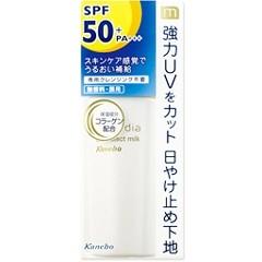 media カネボウ化粧品 UVプロテクトミルクA