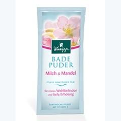 パウダーバスソルト ミルク/アーモンドブロッサムの香り