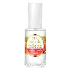 DHC(ディーエイチシー) DHC オードトワレ スプリングピーチミント(フルーティフローラルの香り)