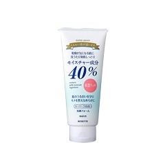40%スーパーうるおい洗顔フォーム