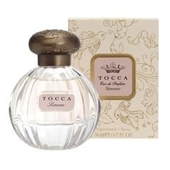 トッカ グローバル プロダクト プランニング オードパルファム シモネの香り