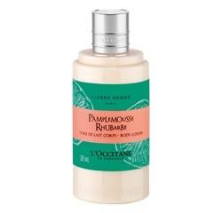 ロクシタン(L'OCCITANE) ロクシタンジャポン パンプルムース ルバーブ ボディミルク