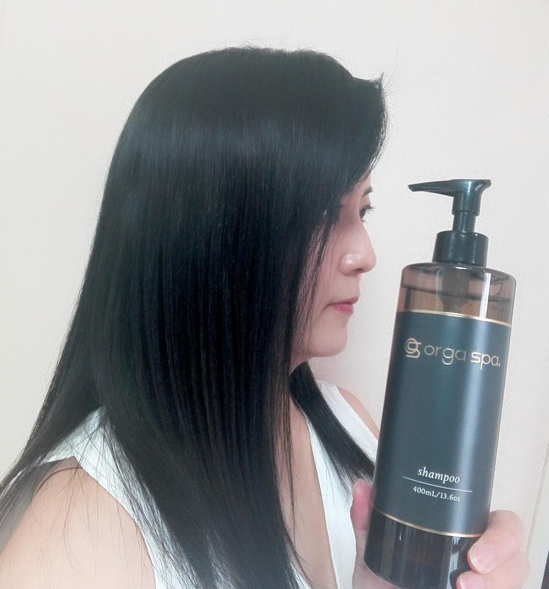 orga spa shampoo