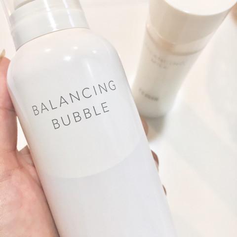 バランシング バブル