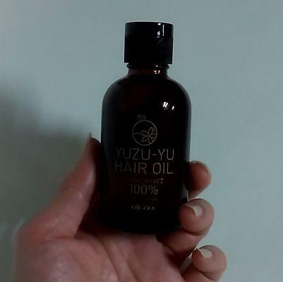 ゆず油 無添加ヘアオイル