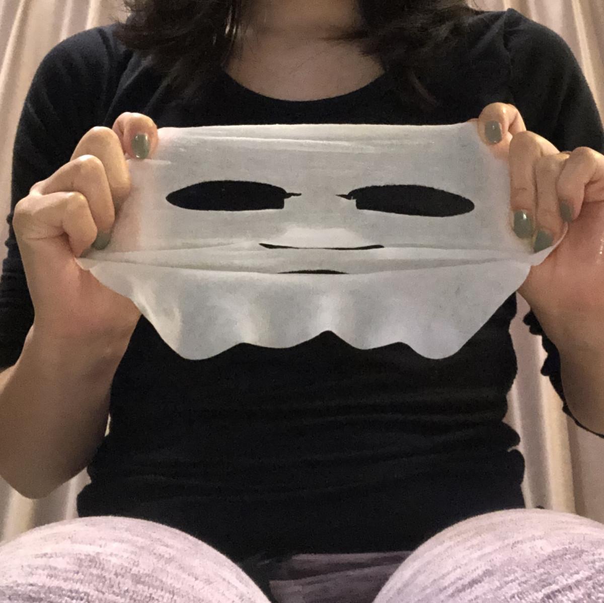 モイストシートマスク N